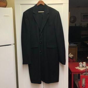 long formal suit coat